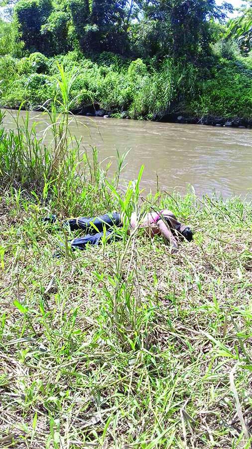 Localizan Cuerpo sin Vida Bajo el Puente del Río Coatán