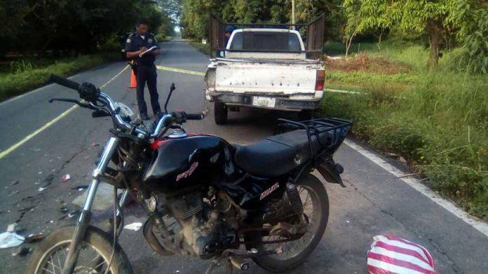 Fallece Motociclista Accidentado en Álvaro Obregón