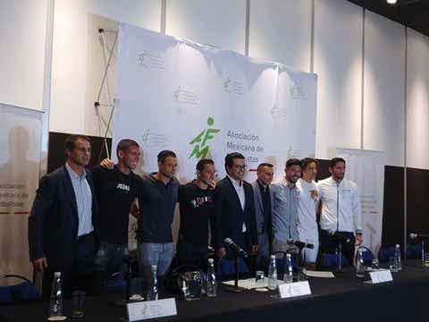 Se Crea la Asociación Mexicana de Futbolistas Para Defender Derechos Laborales y Deportivos