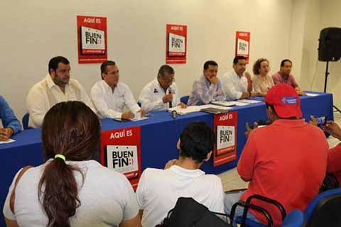 "Anuncian el Programa ""Buen Fin"" en Tapachula"
