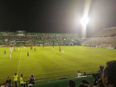 Ante 7267 aficionados, el equipo de Tapachula continuó con su racha de buenos resultados.