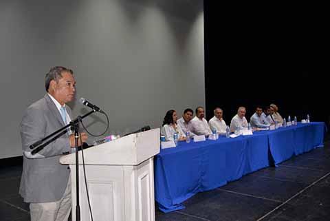 Estudiantes de la UNACH Realizan el 2do. Congreso de Urgencias Médicas de la Región