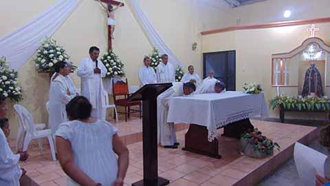 Solemne Celebración Eucarística en San Martín de Porres