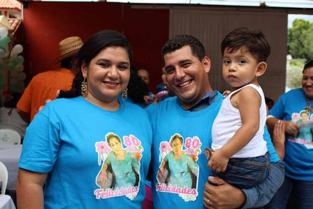 Familia Ruiz Reyes.