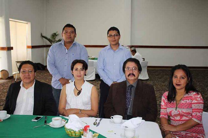 Kevin Sánchez, Ricardo Segundo, Crisanto Tenopala, Anamely García, Moisés Muñoz, Narsedalia Salas.