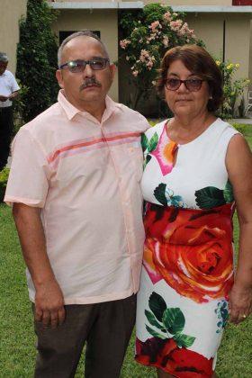 Mario Ramos, Lupita López.