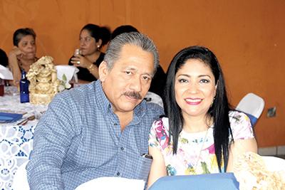 Gilberto, Christy Olivera.