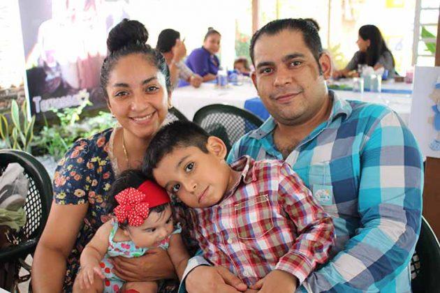 Familia Corrales Culebro.