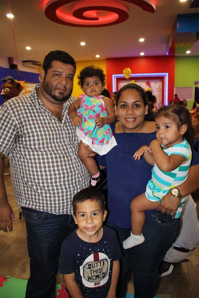 Familia Gamboa González.