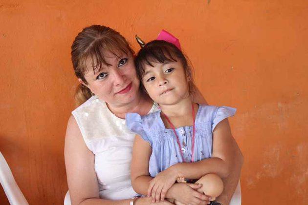 Jessica Bernstorff, Itati Morales.