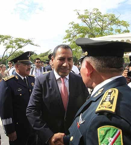 Sedena, Garante del Bien Común de las y los Ciudadanos: Eduardo Ramírez