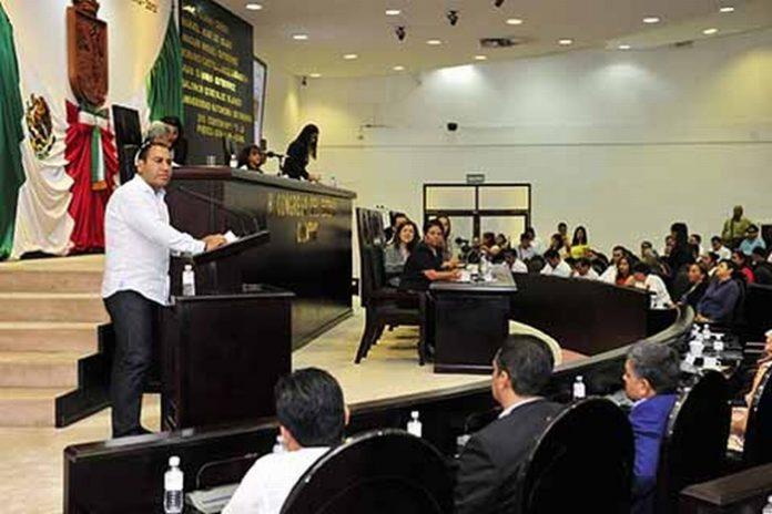 Congreso del Estado Elimina Financiamiento a Partidos Políticos Recursos Públicos se Destinarán a Reconstrucción y Damnificados