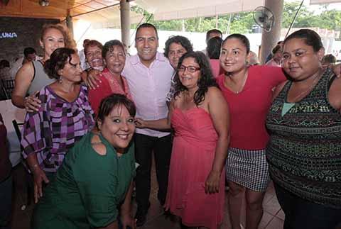 Sostiene ERA Encuentros Ciudadanos en Tapachula