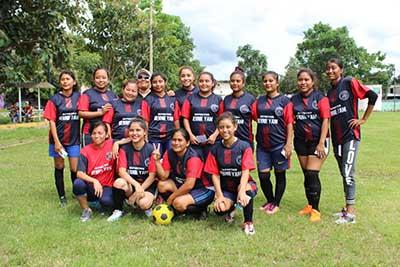 Igualan Shekina y Killer FC