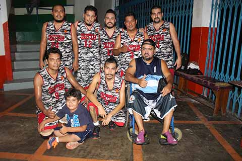 Crazy Team Derrota a Instituto Chiapas
