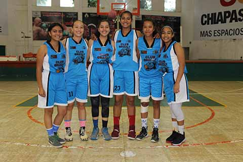 Club Grizzly Vence a Gigantes