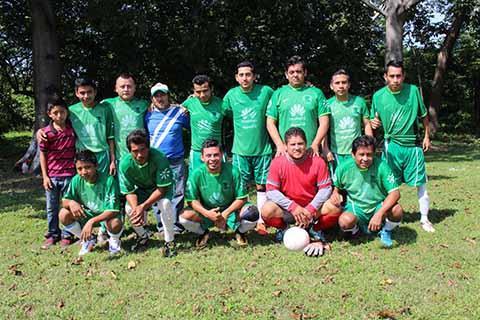 Real Jaguares Golea a Barrio 13