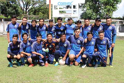 Coga FC Derrota a los Halcones