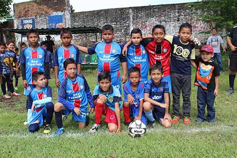 Real Tapachula Golea a Coga FC