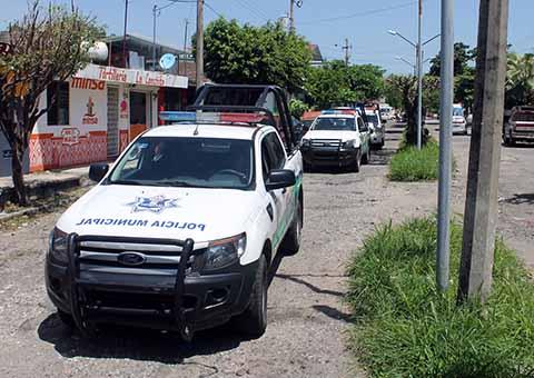 Con Patrullajes Policíacos se Inhibe la Delincuencia en las Colonias