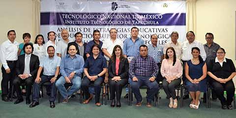 Firma ITT Acuerdo de Colaboración con la ZEE de Puerto Chiapas