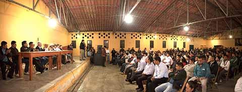 Llama Aguilar Bodegas a no Permitir el Regreso de Gobiernos Corruptos a Chiapas