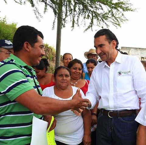 Menos Política y más Soluciones Productivas Para Cintalapa: MELGAR.