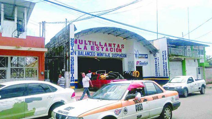 """Asalto Armado en Llantera """"La Estación"""""""