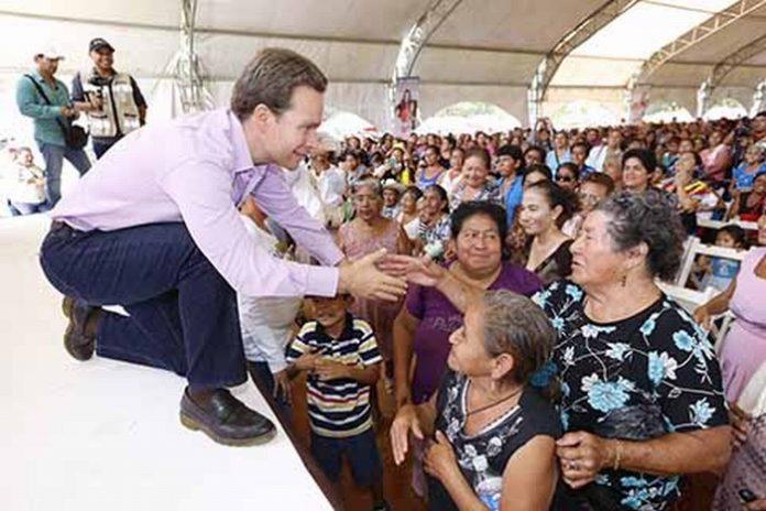 En Cinco Años de Gobierno Manuel Velasco ha Cambiado del Rostro de los Municipios