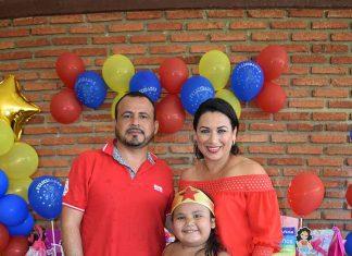 Familia Fuentes Campos.