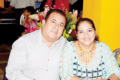 René Rodríguez Coca, Marisol Molina.