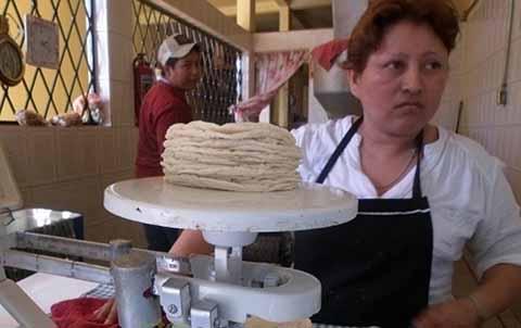 No Habrá Incremento al Precio de la Tortilla