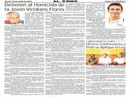 De 25 a 60 Años de Cárcel Podría Alcanzar el Feminicida Omar Toledano Rosales del Caso Viridians Flores: FGE