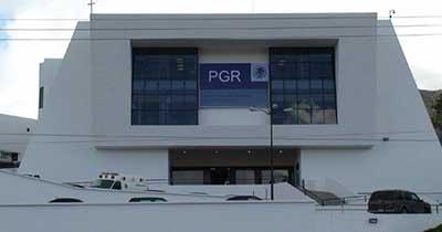 Rotan a Delegados de la PGR en el País