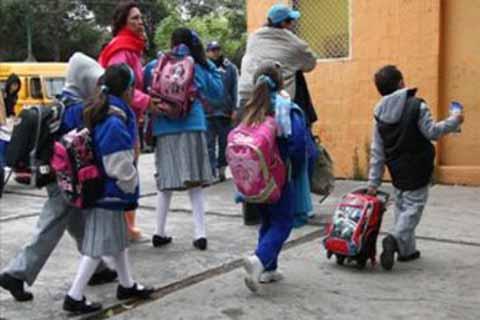Más de 82 mil Escuelas Volverán a Clases Este Lunes Tras el Sismo: SEP