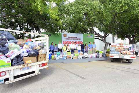 Poder Judicial Realiza segunda Entrega de Donativos a DIF Chiapas: Rutilio