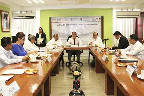 Unidades Médicas del Sector Salud de Chiapas Beneficiadas con Recursos del Fonden