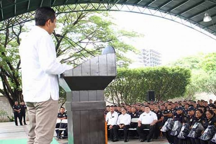 Seguridad Pública de Municipios es También Responsabilidad De Alcaldes: Llaven Abarca