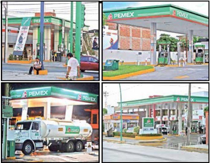 Se Reubicó la Peligrosa Terminal de PEMEX y Abren más de 20 Gasolineras en la Ciudad