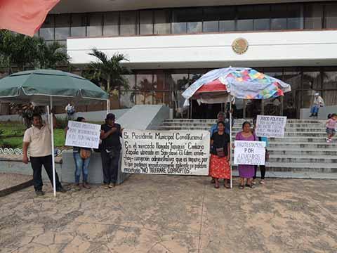 Denuncian al Ayuntamiento Mpal. por Incumplimiento de Acuerdos