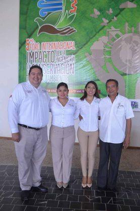 Alfredo Castillo, Angélica Ralón, Ilse Ulloa, Guillermo López.