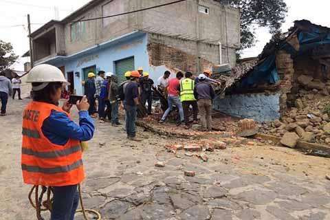 Cobraron 120 mil Pesos Haciéndose Pasar Como Damnificados del Terremoto