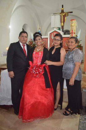 Familia García Morales.