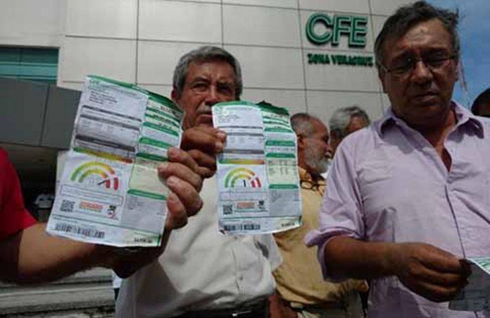 Al Desaparecer los Subsidios se Dispararán Incrementos a las Tarifas Eléctricas de CFE
