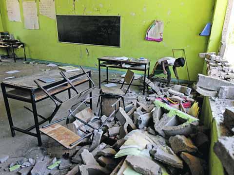 SEP Alista Reubicación de 463 mil Alumnos por Daños en Escuelas
