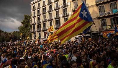 Gobiernos de Todo el Mundo Rechazan Independencia de Cataluña