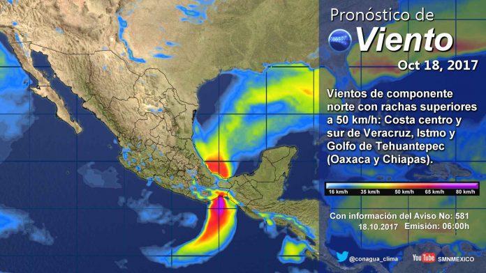 Se Pronostican Tormentas Intensas Para Chiapas