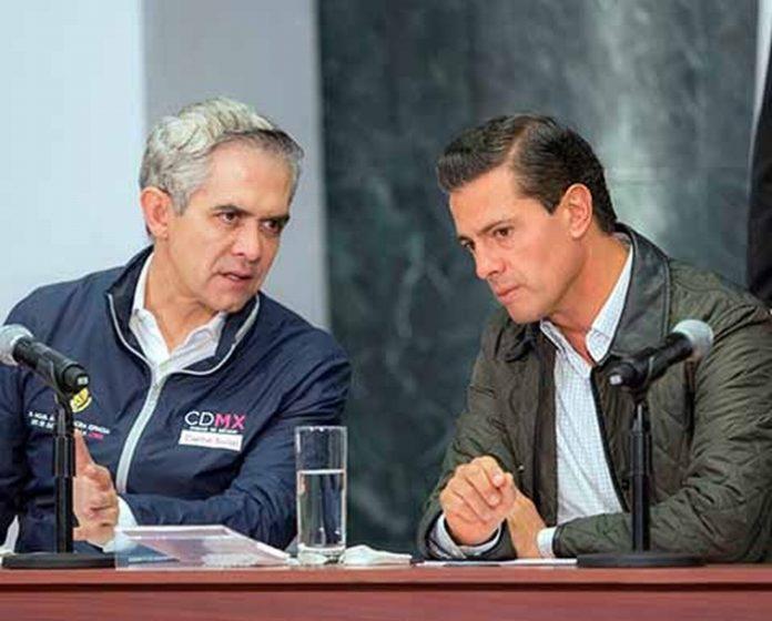 Termina Tarea de Rescate e Inicia Fase de Reconstrucción; Promete Peña Nieto Total Transparencia en Uso de Recursos