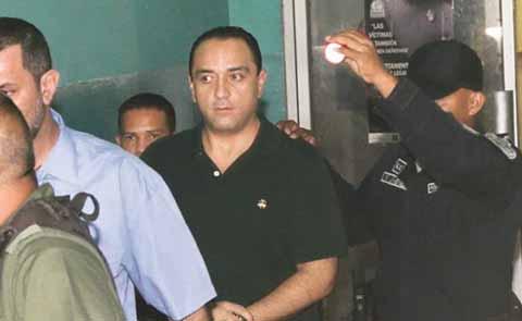 Roberto Borge Impugna su Extradición a México