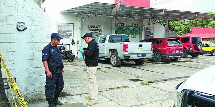 Ejecutan a Balazos a ex Policía